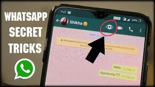 8 Secret Hidden WhatsApp Tricks & Hacks Nobody Knows   2019  
