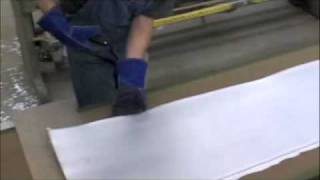 Pipe Making Part 2: Casting Metal, Cutting and Rolling Metal