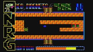 NRG: 5-10 Minutes of Gameplay - Croco Magneto [Amstrad CPC]
