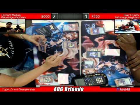 ARGCS Orlando 2016 Grand Finals Gabriel Molina vs Blair Hunter