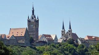 Bad Wimpfen am Neckar - Sehenswürdigkeiten der Stauferstadt