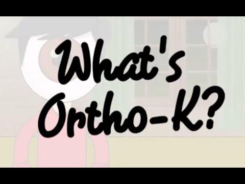 Eyebrights: What's Ortho-K?