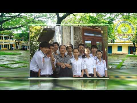Video ảnh trường THPT Bình Sơn - Tháng 10/2013