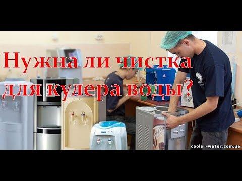 Нужна ли чистка и дезинфекция кулера для воды? Как часто делать чистку кулера? - Cooler-Water