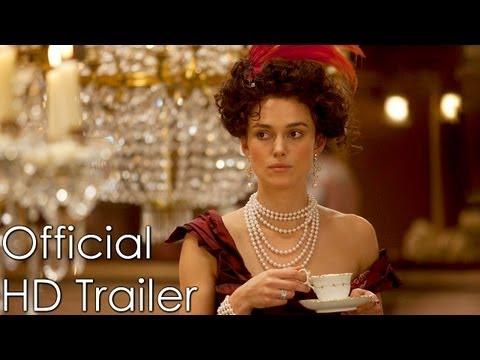 ANNA KARENINA (2012) HD Official Trailer - Keira Knightley