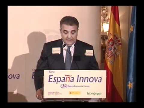 Foro España Innova con Francisco J. García Sanz