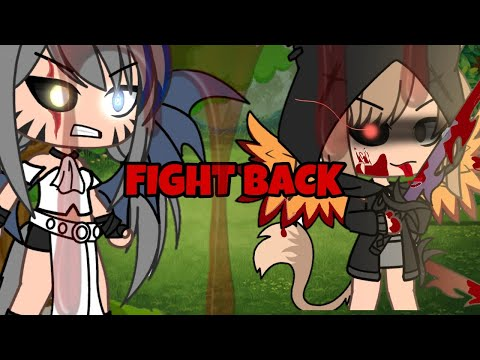 FIGHT BACK ||GACHA LIFE MUSIC VIDEO|| PART 6 OF TROUBLEMAKER|| FLASH WARNING ||