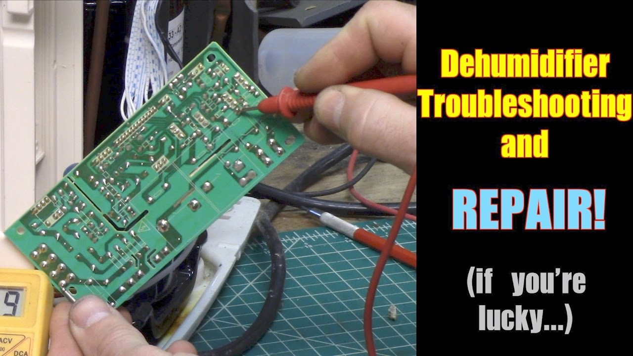 how to troubleshoot and repair a dehumidifier, part 1  farmcraft101
