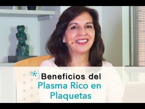 Beneficios del Plasma Rico en Plaquetas