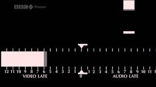 BBC HD audio sync test