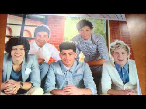 One Direction calendar official 2013 and ticket concert