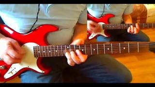 "Electric Light Orchestra ""Mr Blue Sky"" (Guitar Solo)"