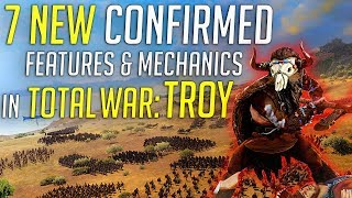 7 Major Features in Total War Saga: TROY