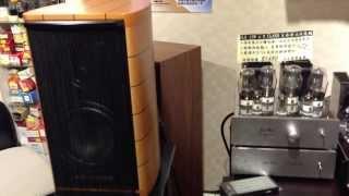 Sound Master KT-66 No.79 推動 Sonusfaber Bookshelf Speaker