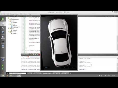 С++ Qt - image rotation/вращение изображения