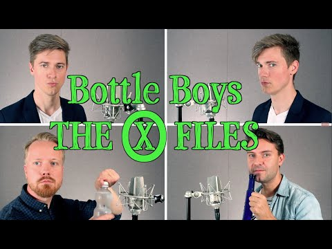 Bottle Boys - The X Files