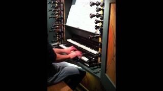 J.S. Bach:  Praeludium & fuge BWV 545