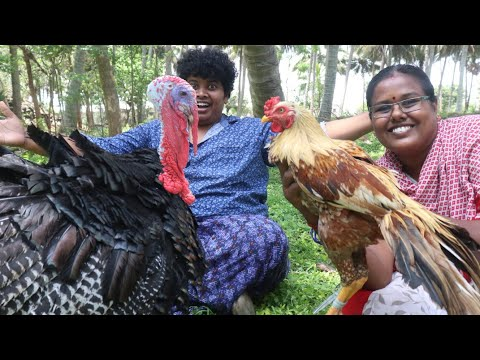 Masala Turkey Varuval | Traditional Country Chicken Gravy Recipe | Tasting With Irfan's View - Irfan