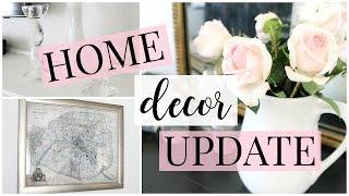 Home Decor Haul + Update | Kendra Atkins
