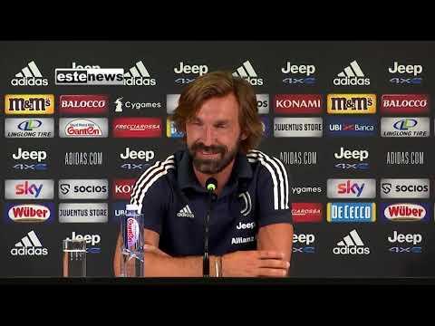 "Juve, Pirlo: ""Dybala resta. Higuain, ciclo finito. Rivoglio entusiasmo"""