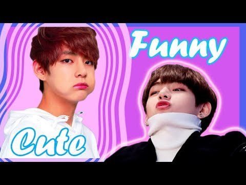 BTS Kim Taehyung Cute and Funny Moments [M]