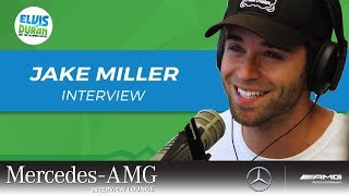 Jake Miller on Signing a Record Deal | Elvis Duran Show