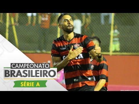 Melhores Momentos - Vitória 3 x 1 Ponte Preta - Campeonato Brasileiro (02/08/2017)