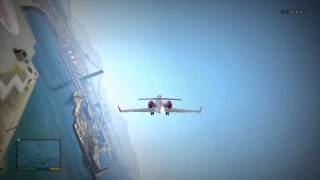 GTA 5 EARLY PLANE GAMEPLAY LEAKED - (HD) - September 13th (DOWNLOAD) GTA V