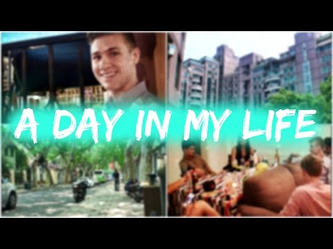 A Day in My Life   Summer in Shanghai, China