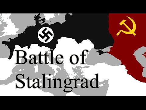 Battle of Stalingrad - Reply History