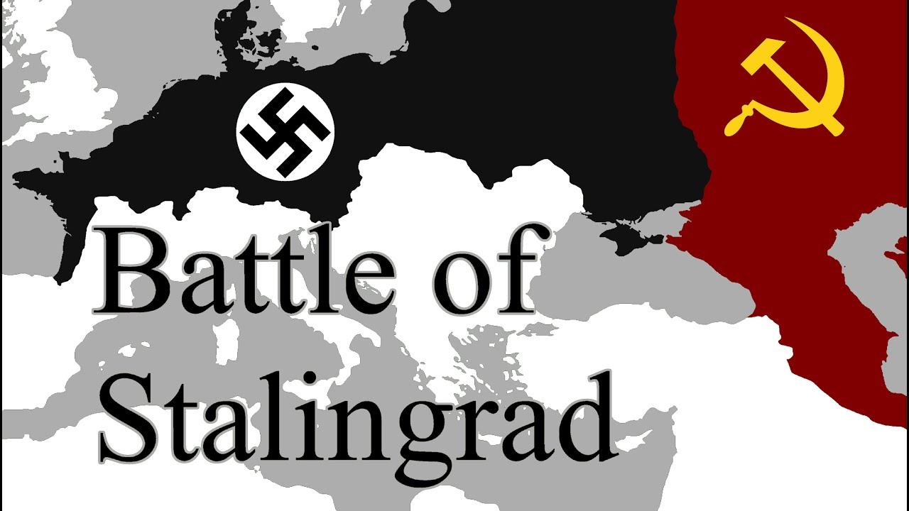 Battle Of Stalingrad Reply History Youtube