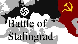 Battle of Stalingrad - Reply History