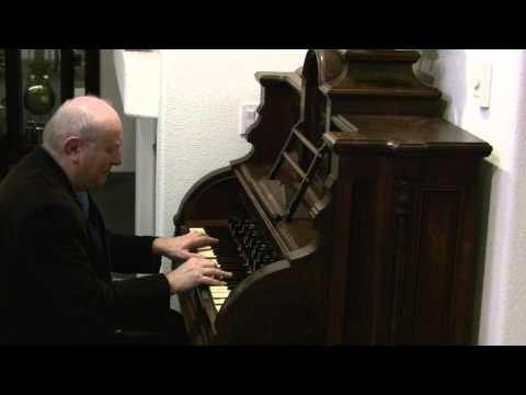Abide with Me - Reed Organ Solo