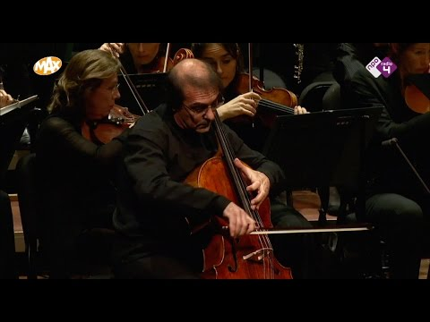 Shostakovich Cello Concerto no  2 - Alexander Rudin - Cello Biënnale 2016