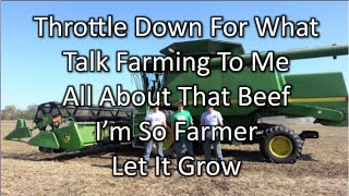 I'm So Farmer (All About That Bass, Fancy, Let it Go Parody)