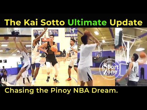 Kai Sotto. The Ultimate NBA Dream Update.