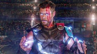 Thor: THE GOD OF THUNDER| RANDALL WAHRAN |
