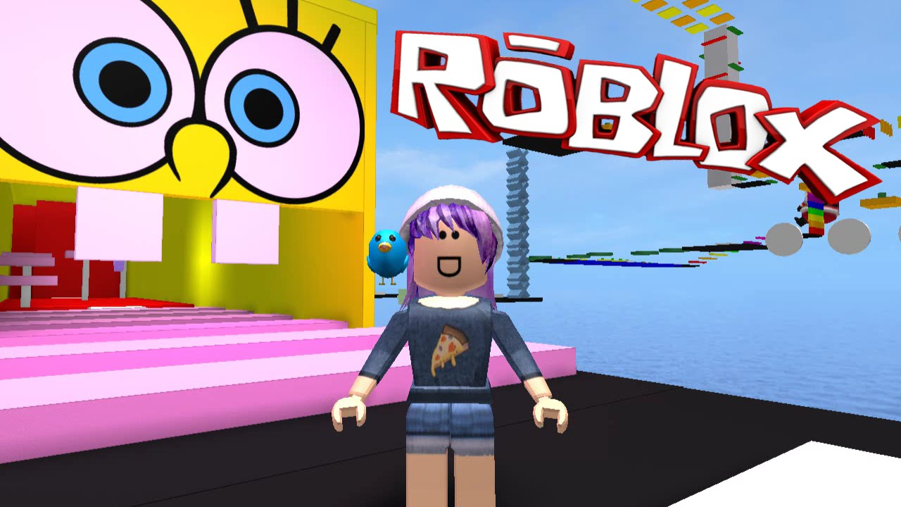 Roblox Let S Play Mega Fun Obby Pt3 Radiojh Games Youtube