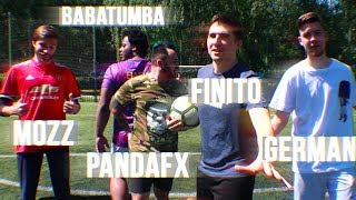 This is AMERIСA ft GERMAN | PANDA FX | FINITO | MOZZ
