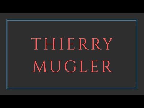 THIERRY MUGLER / ЛУЧШИЕ АРОМАТЫ