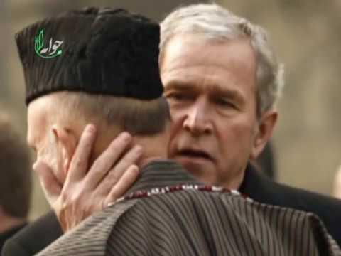 Hamed Karzai حامد کرزی چگونه به قدرت رسید؟