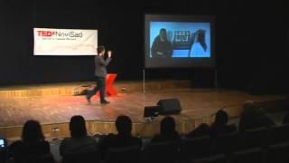 TEDxNoviSad - Uroš Krčadinac - Kultura samostalnih putovanja