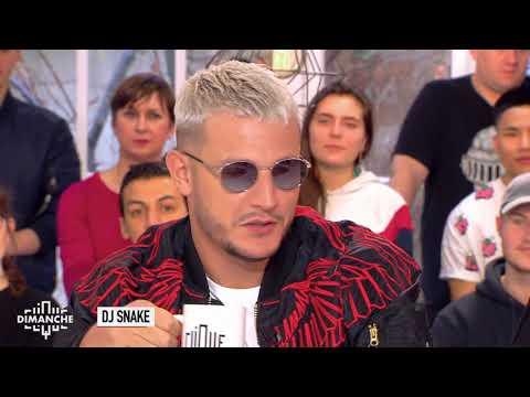 Dj Snake : Lhomme le plus écouté au monde - Clique Dimanche du 18/02 - CANAL+