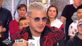 Dj Snake : L'homme le plus écouté au monde - Clique Dimanche du 18/02 - CANA