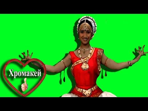 анимация индианка
