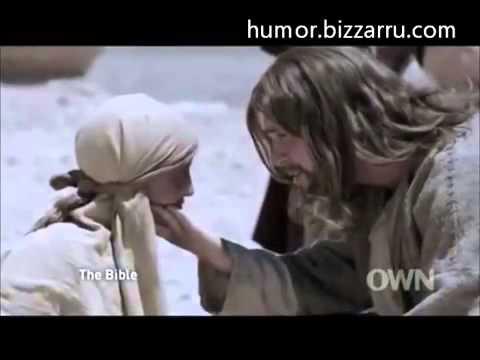 2013 Oprah  to JESUS Diogo Morgado