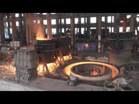 steel casting foundry  process-Cast steel manufacturers