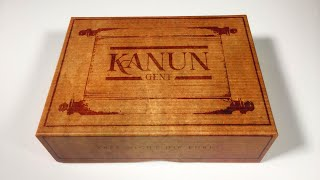Gent - Kanun Box Unboxing