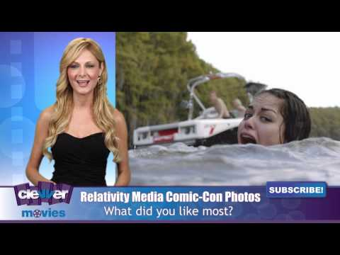 Relativity Media Comic-Con Photos Preview: Haywire, Immortals, Shark Night