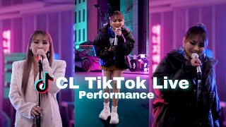 Cl Tiktok Full Live Performance Done 5star Wish You Were Here